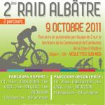 2ème Raid Albâtre le 9 octobre 2011 – Inscriptions