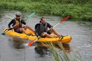 épreuve kayak