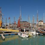 Port de plaisance Saint Valery en Caux