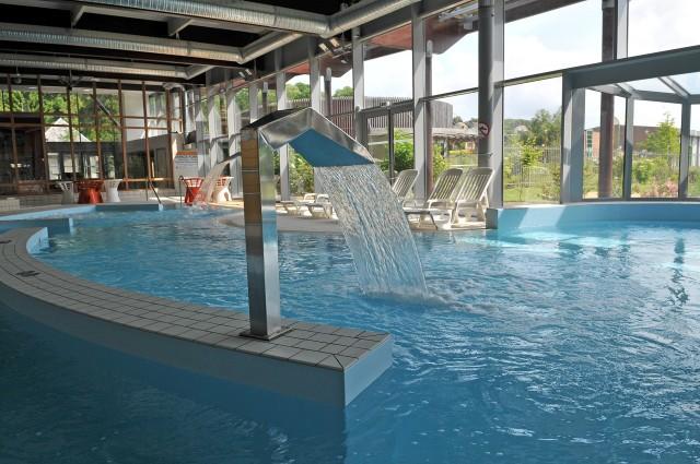 piscine de la Vallée - bassin ludique