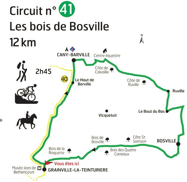 boucle 41 - carte
