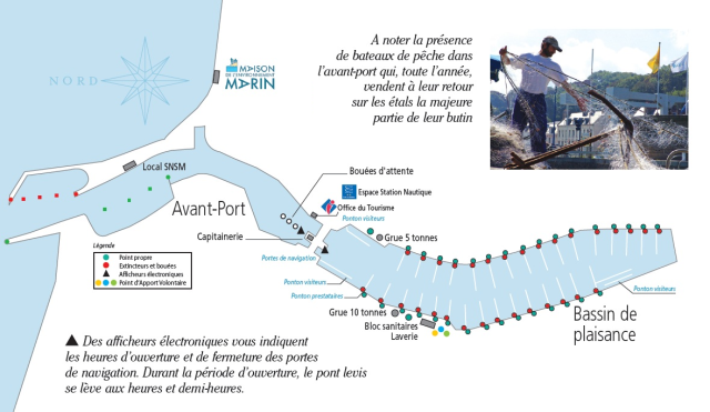Plan Port de Plaisance 2015