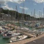 Webcam et météo – Port de plaisance – Vue des clubs nautiques