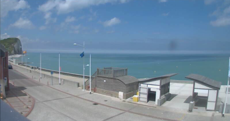 Loisirs touristiques en c te d 39 alb tre webcam et m t o - Meteo noyelles sur mer ...