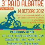 3ème Raid Albatre le 14 Octobre 2012 – Inscriptions