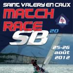 Match Race SB20 à Saint Valery en Caux