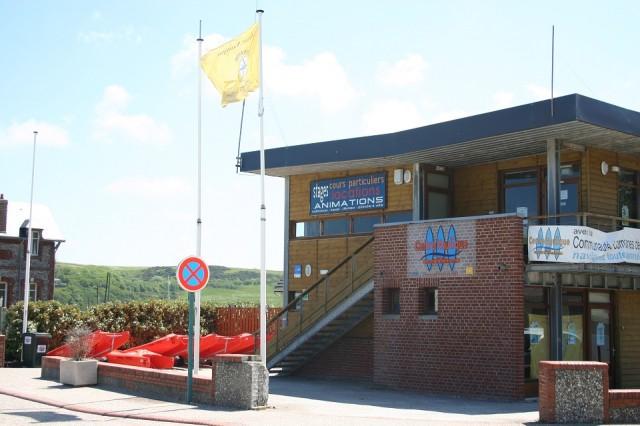 Centre Nautique exterieur