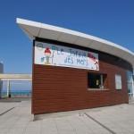 A la Maison de l'Environnement Marin / Jardin des Mers à St Valery en Caux