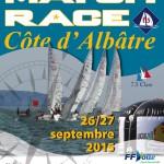 Match Race Côte d'Albâtre, les 26 et 27 septembre 2015 à Saint Valery en Caux