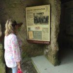 Le site historique «Mémoire d'Albâtre»