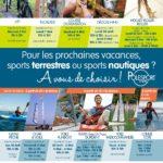 Les activités proposées pendant les vacances de printemps 2018