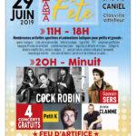 Samedi 29 juin 2019 – «Albâtre en Fête» !