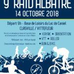Le 9ème Raid Albâtre se déroulera le 14 octobre 2018 – Inscrivez-vous dès maintenant