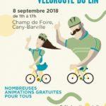Retrouvez la Communauté de Communes lors de l'inauguration de la Véloroute du Lin